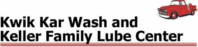 Kwik Kar Wash and Keller Family Lube Center